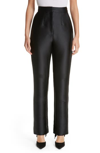 Women's Monique Lhuillier Stretch Mikado Pants