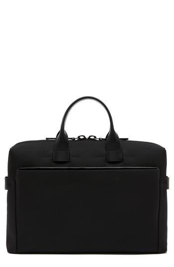 Men's Troubadour Nylon Briefcase -