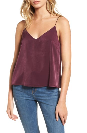 Women's Camisole, Size Medium - Red