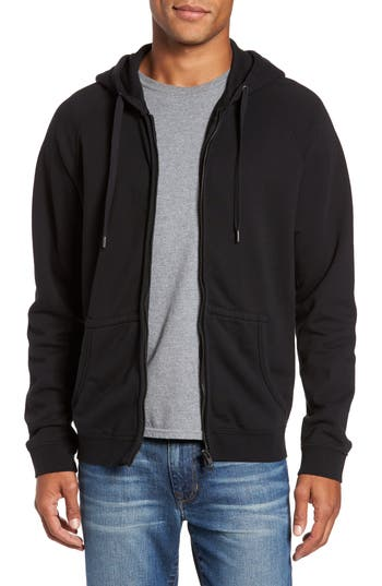 Men's Frame French Terry Zip Hoodie