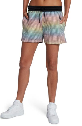 Lab Oil Slick Shorts