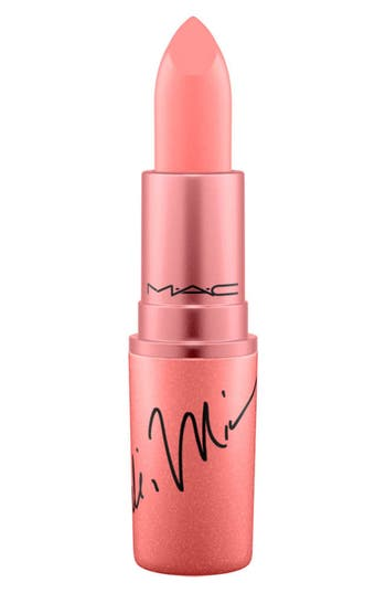 MAC X Nicki Minaj Lipstick - Nickis Nude