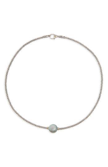 Women's Lagos Luna Pearl Collar Necklace