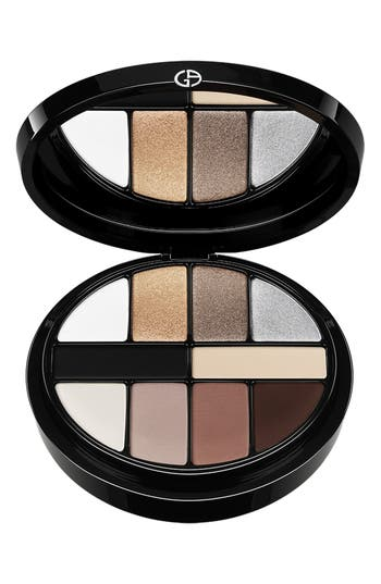 Giorgio Armani La Mia Milano Eye And Face Makeup - No Color
