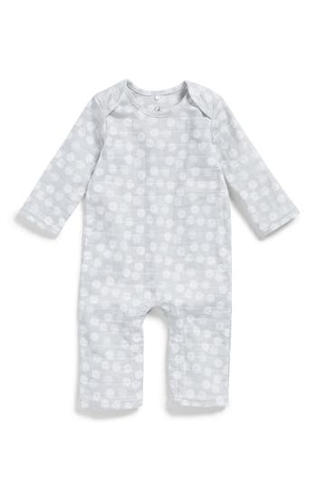 Infant Boy's Aden + Anais Quilted Romper