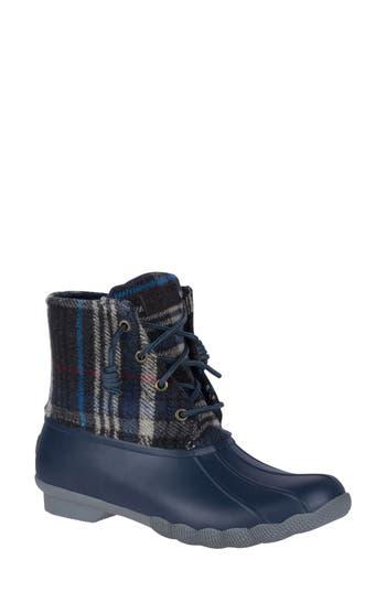 Sperry Saltwater Duck Boot, Blue