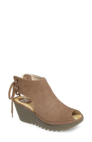 Women's Fly London Ypul Wedge Sandal