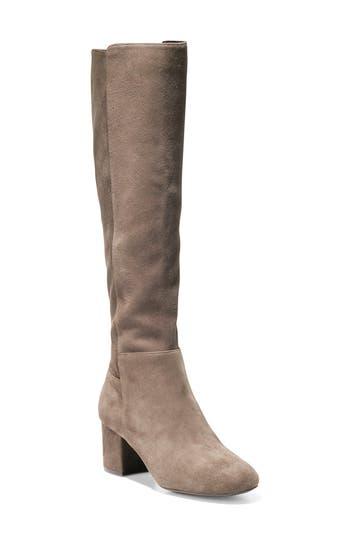 Cole Haan Lyric Knee-High Boot, Grey