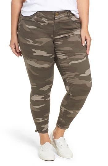 Ab-Solution Camo Skinny Pants