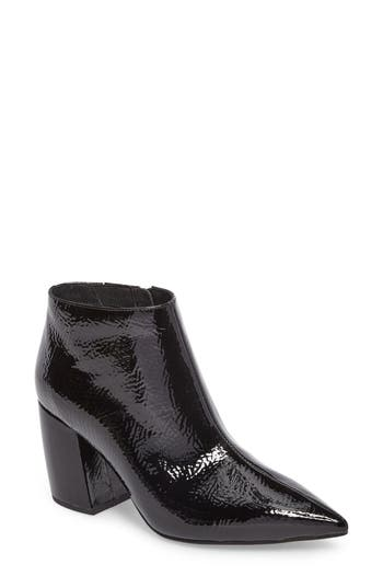 Jeffrey Campbell Total Ankle Bootie- Black