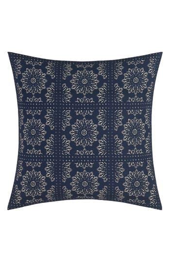 Nautica Lockridge Bandana Pillow, Size One Size - Blue