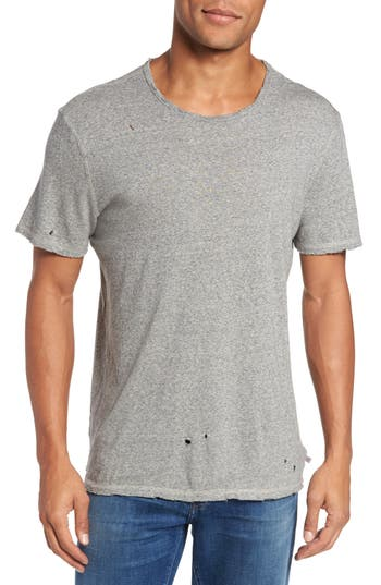 Men's Ag Ramsey Shredded Hem T-Shirt