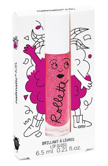 Nailmatic Flavored Lip Gloss - Pink