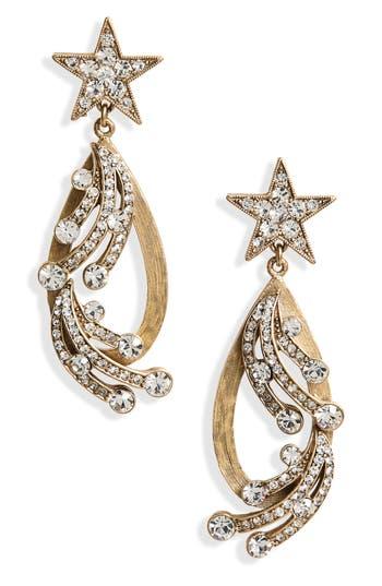 Women's Loren Hope Claire Crystal Drop Earrings