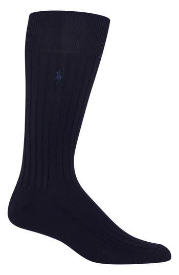Men's Polo Ralph Lauren Ribbed Socks