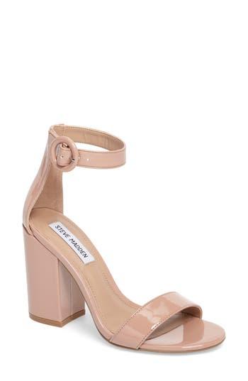 Women's Steve Madden Friday Sandal, Size 9.5 M - Pink