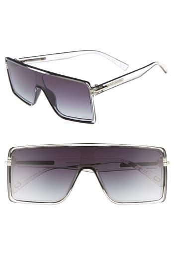 Women's Marc Jacobs 54Mm Shield Sunglasses -