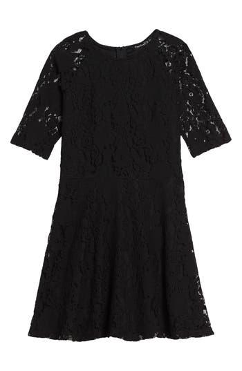 Girl's Penelope Tree Fritzi Lace Dress