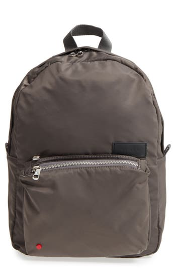 State THE HEIGHTS MINI LORIMER NYLON BACKPACK - GREY