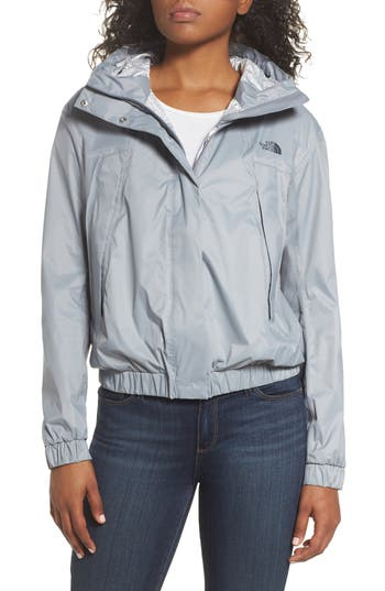 The North Face Precita Rain Jacket, Grey