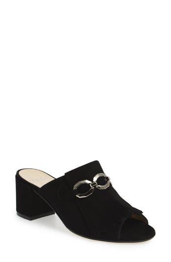 Women's Amalfi By Rangoni Lisandro Mule, Size 6 M - Black