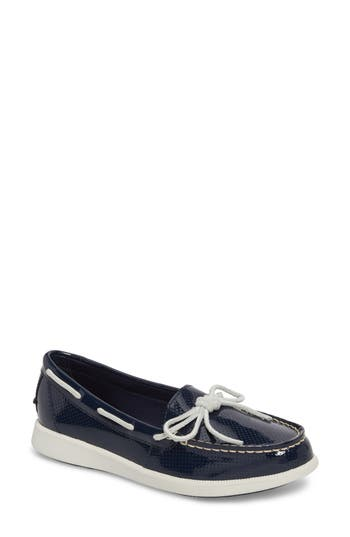 Sperry Oasis Boat Shoe- Blue