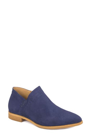 Italeau Florence Water Resistant Bootie, Blue