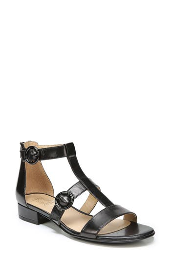 Women's Naturalizer Mabel Sandal, Size 4 M - Black