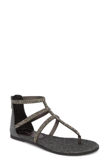 Jessica Simpson Cammie Sandal, Metallic
