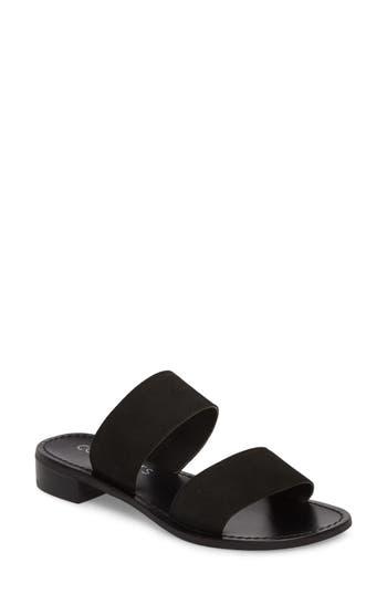 Coconuts By Matisse Limelight Slide Sandal, Black