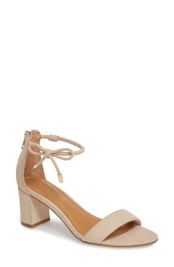 Cc Corso Como Celebratt Ankle Strap Sandal- Beige