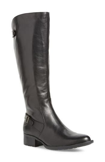 B?rn Cupra Tall Boot, Wide Calf- Black