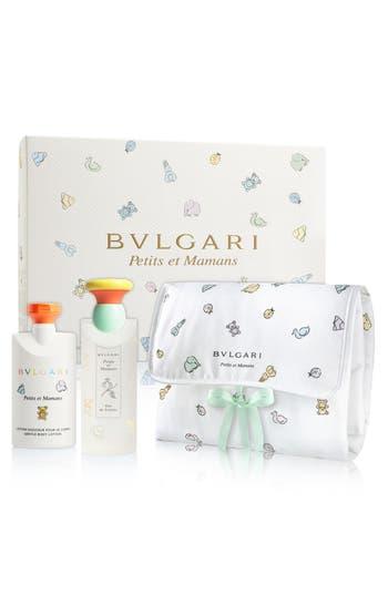 Bvlgari Petits Et Mamans Eau De Toilette & Baby Changing Blanket Set (Limited Edition)