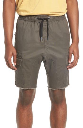 Zanerobe Sureshot Cargo Shorts, Green