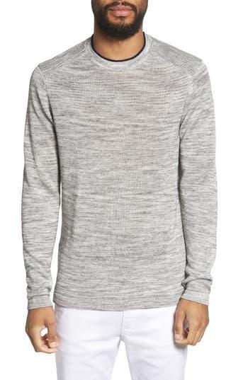 Ted Baker London Inzone Crewneck Linen Blend Sweater