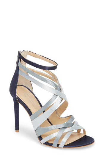 Women's Imagine By Vince Camuto Ress Sandal, Size 9 M - Blue