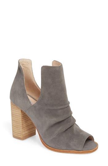 Kristin Cavallari Lash Split Shaft Bootie, Grey