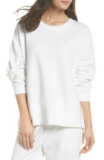Alternative French Terry Sweatshirt, White