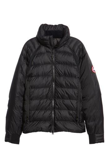 Canada Goose Hybridge Slim Fit Base Jacket, Black