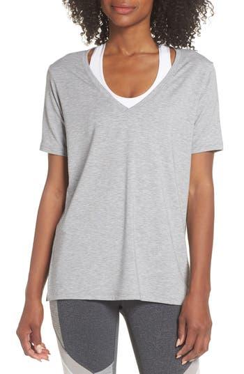 New Balance Transform Short Sleeve Tee, Grey