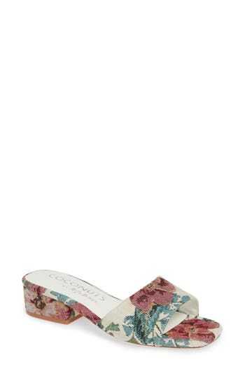 Coconuts By Matisse Penny Lane Mule, White