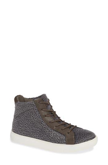 Coconuts By Matisse Skylark High Top Sneaker- Grey