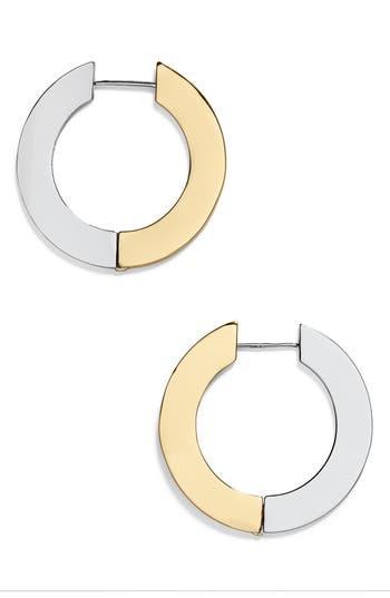 60s -70s Jewelry – Necklaces, Earrings, Rings, Bracelets Womens Baublebar Ada Hoop Earrings $42.00 AT vintagedancer.com