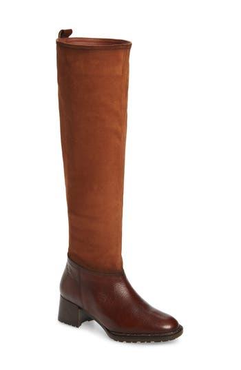 Hispanitas Pasha Over The Knee Boot - Brown