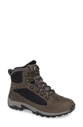 Timberland Mt. Maddsen Waterproof Winter Boot- Grey