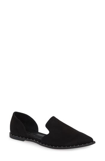 Chinese Laundry Emy Loafer Flat, Black