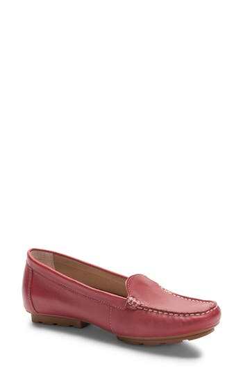 Blondo Dale Waterproof Flat- Red
