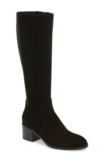 Aquatalia Jordan Weatherproof Stretch Back Boot- Black
