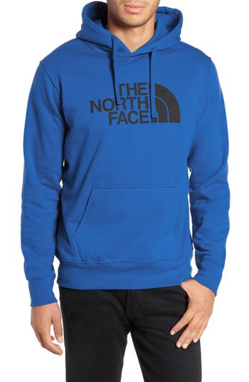 The North Face Holiday Half Dome Hooded Pullover, Blue