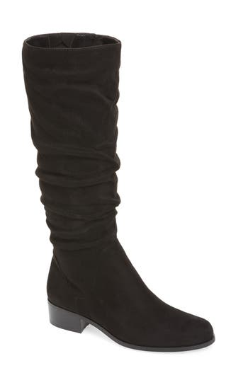 Charles By Charles David Guru Slouchy Knee High Boot, Black